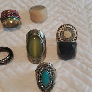 Express Jewelry - Bundle of rings